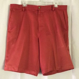 Chaps Golf Shorts, Rust Color, Size 36